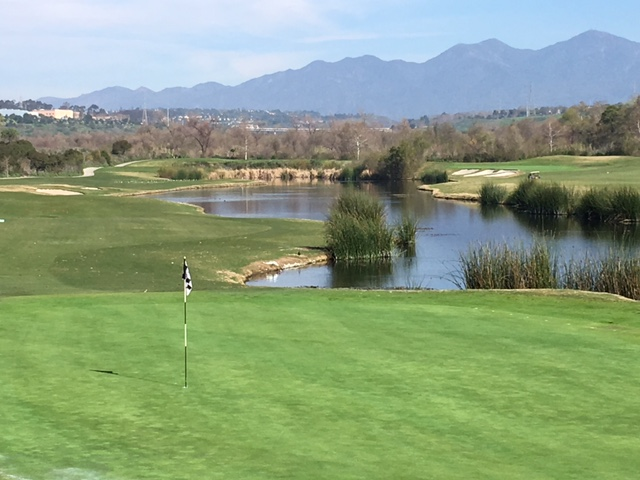 Number 18 at Arroyo Trabuco