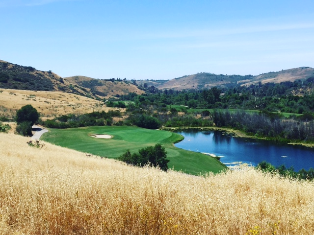Number 13 at Arroyo Trabuco